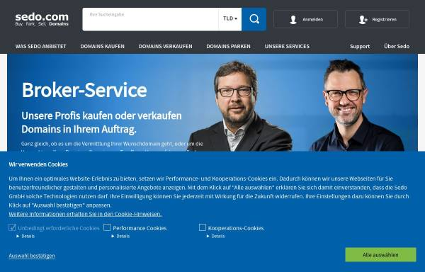 Vorschau von gesida.de, Simons, Gerd