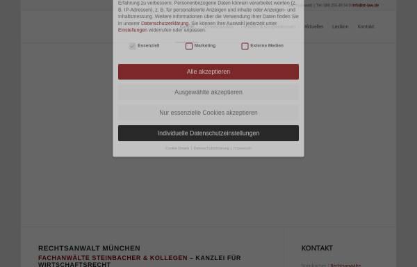 Vorschau von www.familie-steinbacher.de, Steinbacher, Familie