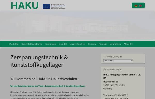 Vorschau von www.hakuparts.com, HAKU GmbH