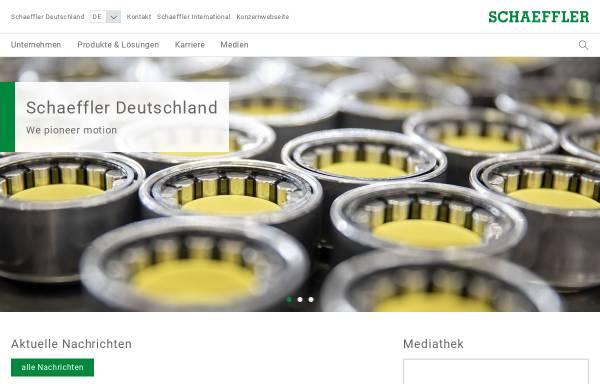 Vorschau von www.ina.de, INA-Schaeffler KG