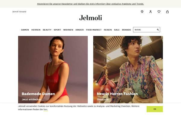 Vorschau von www.jelmoli.ch, Jelmoli Holding AG