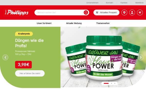 Thomas Philipps Gmbh Co Kg Allgemeines Sortiment Online Shops