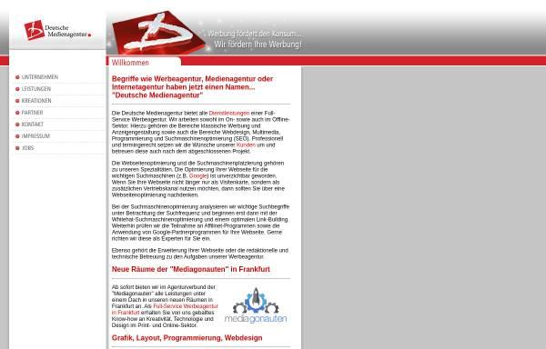 Vorschau von www.it-arbeitsmarkt.de, IT-Arbeitsmarkt.de by Deutsche Medienagentur, Inh. Thomas Schwarzer