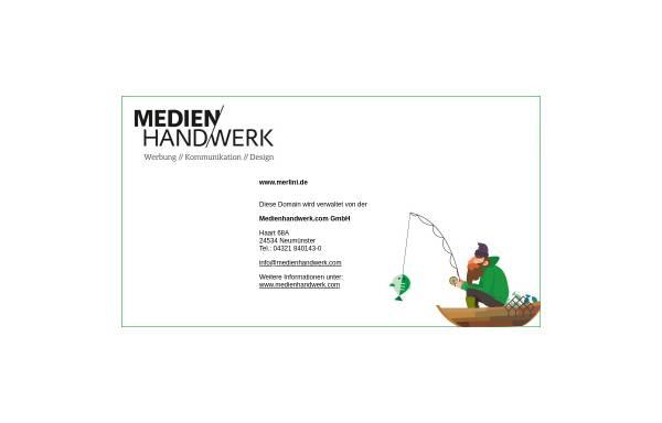 Vorschau von www.merlini.de, Mischling Merlin aus Fellbach