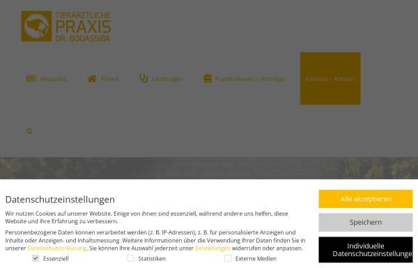 Vorschau von www.osthold.com, Dr. med. vet. Wolfgang Osthold