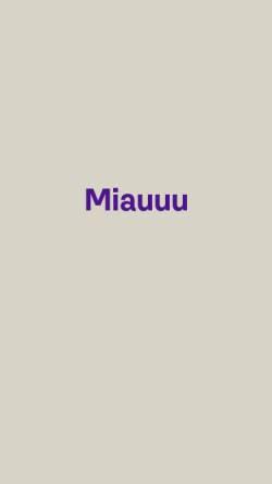 Vorschau der mobilen Webseite www.kleintierpraxis54.ch, Kleintierpraxis 54