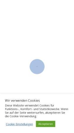 Vorschau der mobilen Webseite praxis-fuer-tier-und-mensch.de, Praxis für Tier und Mensch