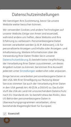 Vorschau der mobilen Webseite www.bredebusch-sb.de, GMK Institut für Gender, Moderation und Kommunikation