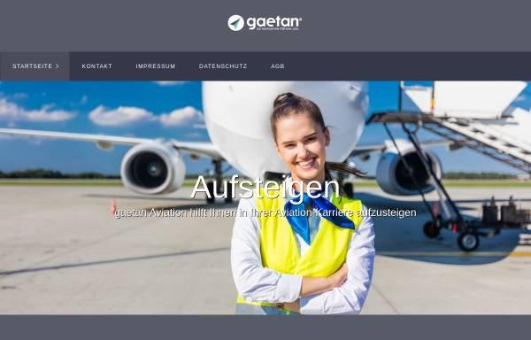 Vorschau von www.gaetan.de, Arbeitsberatung.de by Gaetan-Data Gesellschaft für Datenverarbeitung mbH