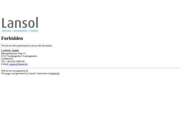 Vorschau von www.feelfreecoach.de, FeelFreeCoach - Ria Garcia
