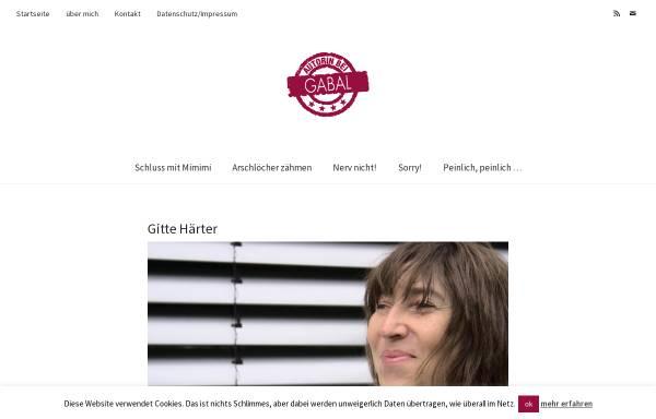Objektiv - Christine Öttl und Gitte Härter in München: Bewerbung ...