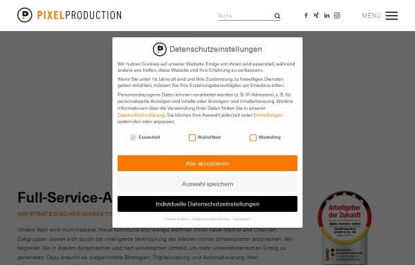 Vorschau von www.freitag-werbung.de, Freitag! Werbeagentur und Verlag GmbH