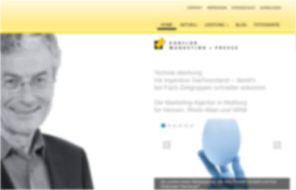 Vorschau von www.korfluer.de, Korflür Marketing GmbH