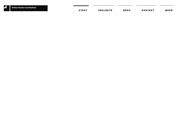 Vorschau von www.berlinarchitekt.de, Fischer, Arthur