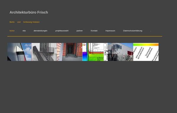 Vorschau von www.rfrisch.de, Frisch, Rüdiger