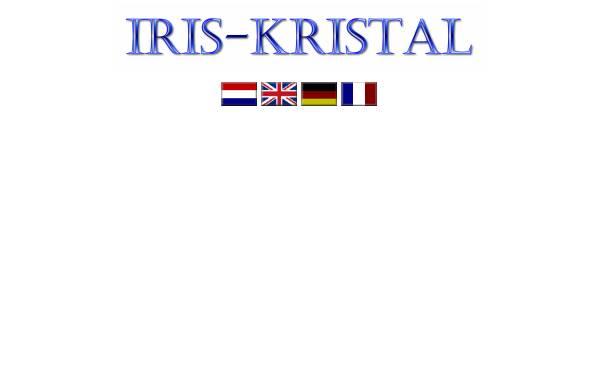 Vorschau von www.iris-kristal.biz, Iris-Kristal N.V.