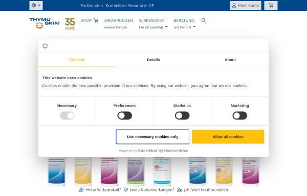 Vorschau von www.haarsprechstunde.de, Die Haarsprechstunde