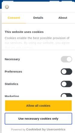 Vorschau der mobilen Webseite www.haarsprechstunde.de, Die Haarsprechstunde