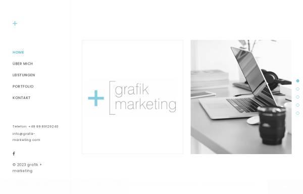 Vorschau von www.grafik-marketing.com, Bettina Neuer | grafik + marketing