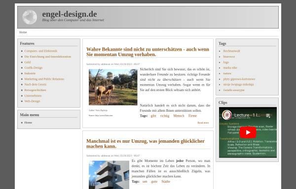 Vorschau von www.engel-design.de, Engel Design, Inh. Barbara Engel