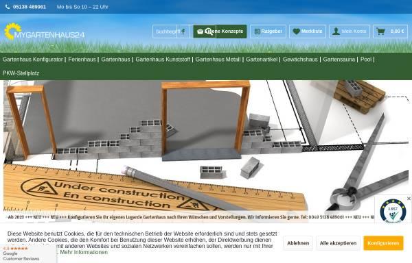 Vorschau von www.mygartenhaus24.de, Dawy GbR