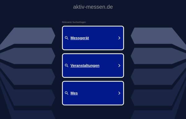 Vorschau von www.aktiv-messen.de, Lebensfreude-Messen
