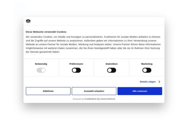 Vorschau von www.poggfred.de, Haus Poggfred