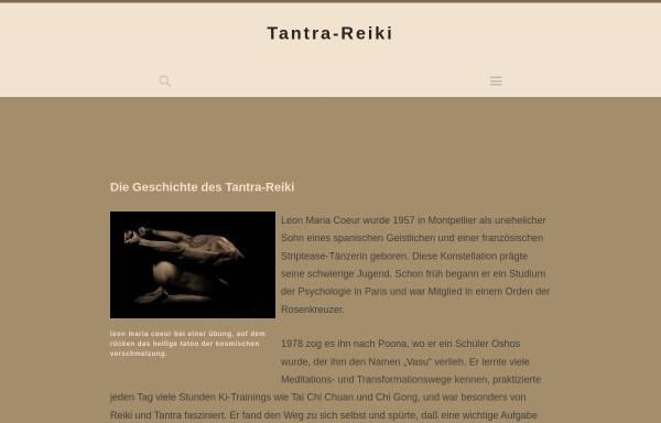 Vorschau von www.tantra-reiki.de, Tantra-Reiki