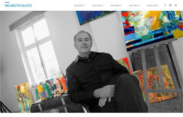 Vorschau von www.helmuthklotz.de, Klotz, Helmuth