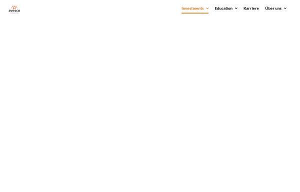 Vorschau von www.avesco.de, Avesco Financial Services AG