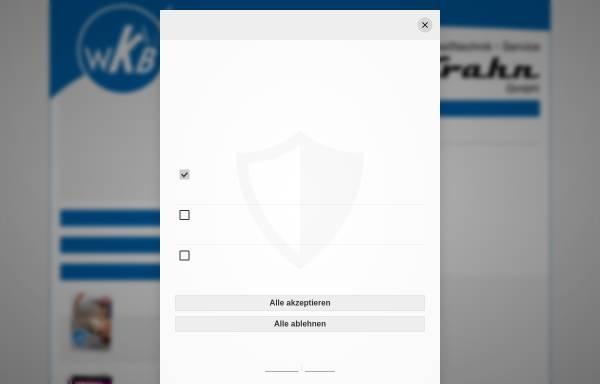 Vorschau von www.krahn-gmbh.de, Wilhelm Krahn GmbH
