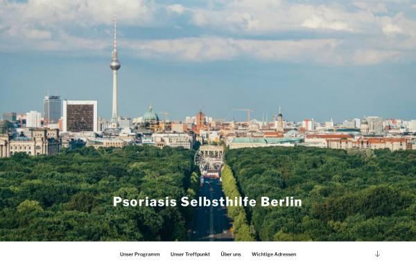 Vorschau von www.psoriasis-forum-berlin.de, Psoriasis Forum Berlin e.V.