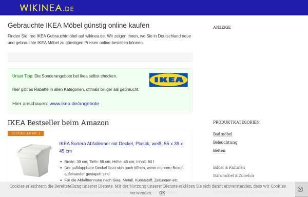 Wikinea Limited: Möbel, Haus und Garten wikinea.de