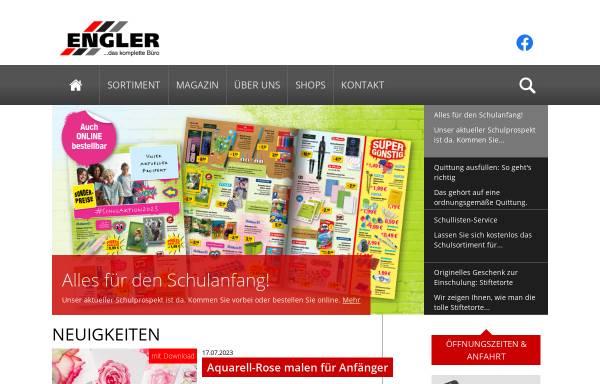 Vorschau von www.buero-engler.de, Engler GmbH