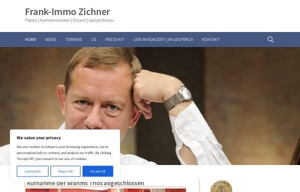Vorschau von www.frank-immo-zichner.de, Zichner, Frank-Immo