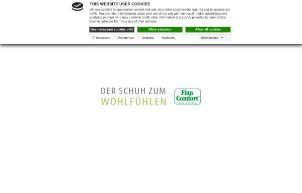Waldi Schuhfabrik GmbH in Haßfurt: Schuhe, Bekleidung finncomfort.de