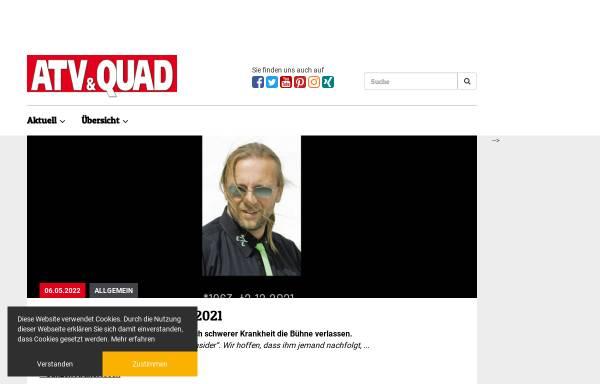 Vorschau von atv-quad-magazin.com, ATV & QUAD Magazin