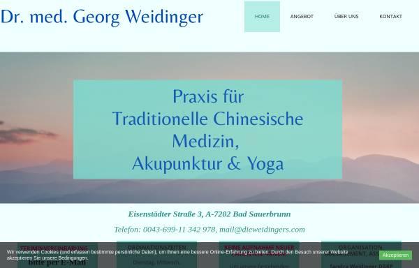 Vorschau von www.dieweidingers.com, DieWeidingers