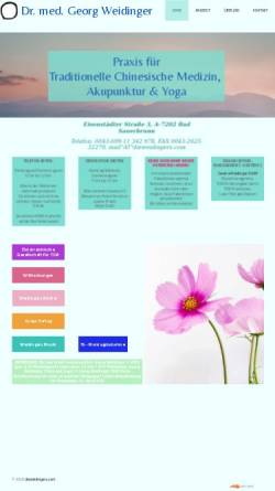 Vorschau der mobilen Webseite www.dieweidingers.com, DieWeidingers