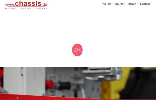 Vorschau von www.chassis.de, TBS GmbH