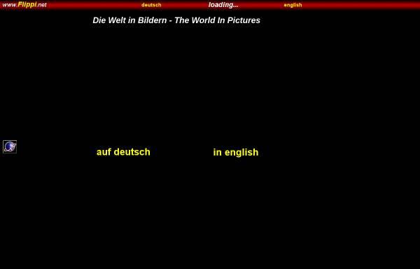 Vorschau von www.flippi.net, Flippi.net - Die Welt in Bildern [Philipp Mohr]