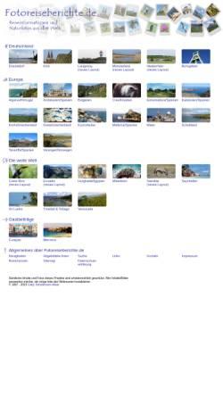 Vorschau der mobilen Webseite www.fotoreiseberichte.de, Fotoreiseberichte.de [Gaby Schulemann]