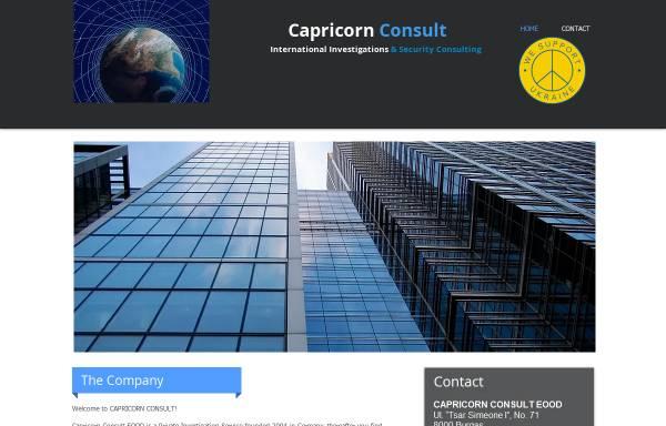 Vorschau von www.capricorn.cc, Capricorn Consult