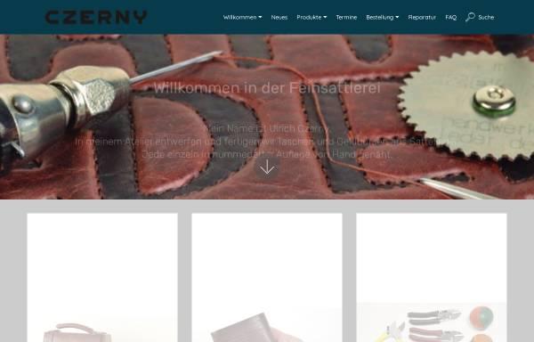 Vorschau von lederdesign.de, Czerny, Ulrich Lederdesign