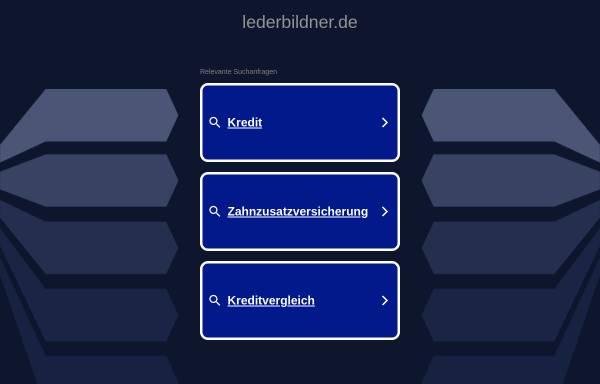 Vorschau von www.lederbildner.de, Lederbildner Karl Alwin Hofmann
