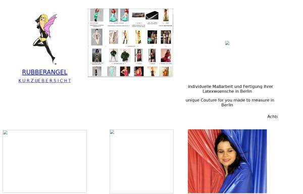 Vorschau von www.rubberangel.com, Rubberangel