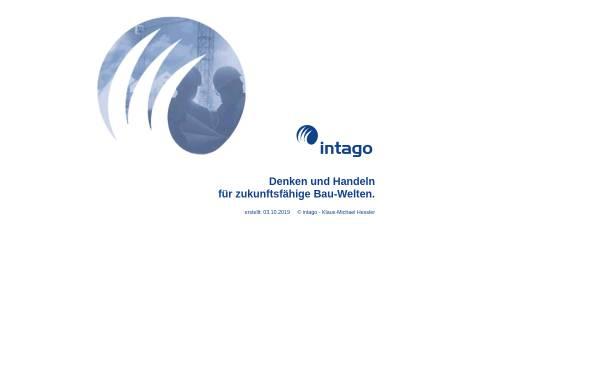Vorschau von www.intago.de, Intago GmbH