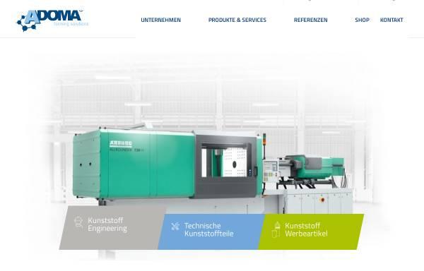 Vorschau von www.adoma.de, Adoma GmbH