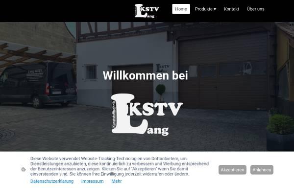 Vorschau von langkstv.de, Lang Kunststoffverarbeitung