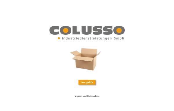 Vorschau von www.colusso.de, Michael Colusso